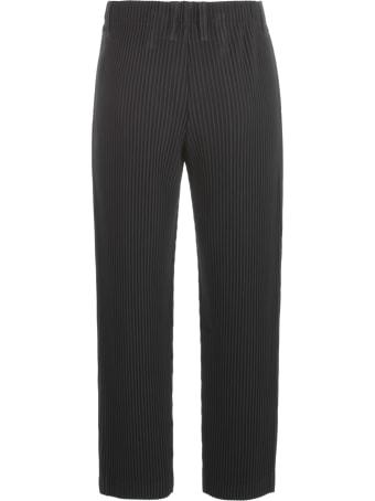 Homme Plissé Issey Miyake Regular Basics Pants