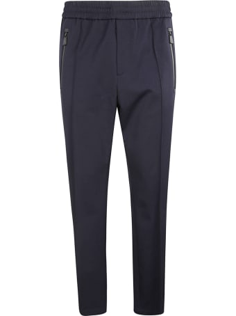 Moncler Grenoble Side Zip Pocket Trousers