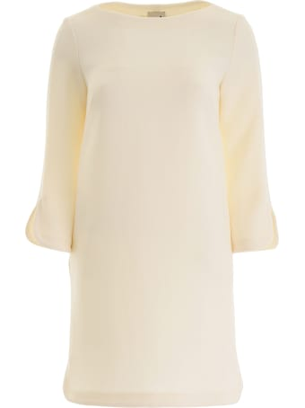 L'Autre Chose Boat Neck Dress