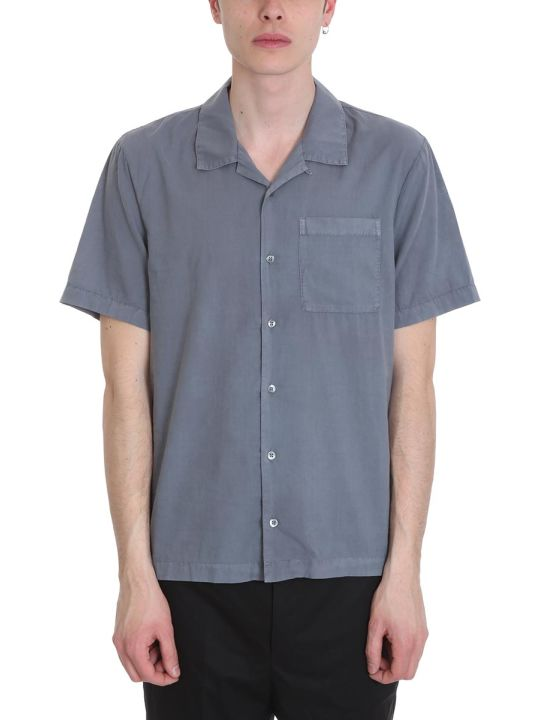 James Perse Grey Cotton Shirt