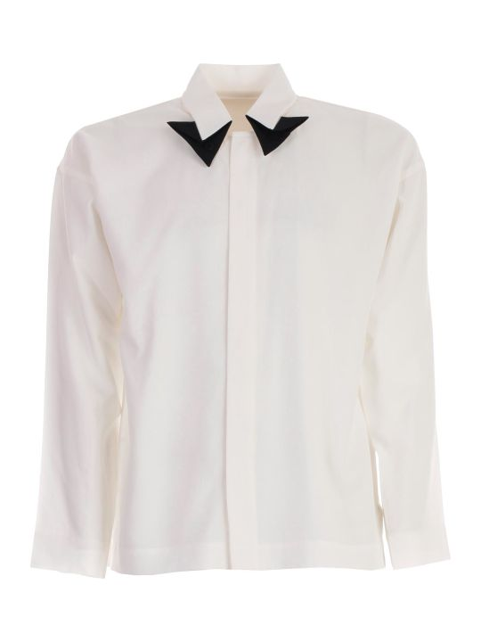 Pleats Please Issey Miyake Pleats Please By Issey Miyake Classic Shirt