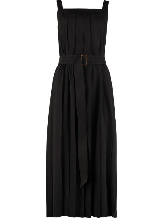 Max Mara Zadar Pleated Dress
