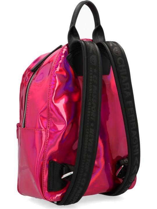 Chiara Ferragni 'flirting' Bag