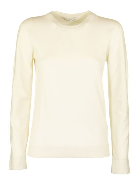 Agnona Cashmere Crew Neck Sweater