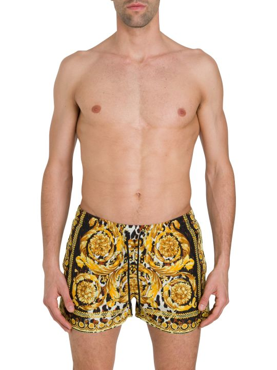 Versace Barocco Swimsuit Shorts