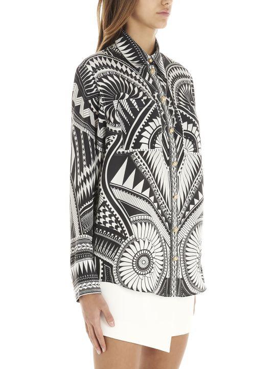 Balmain 'tribes' Shirt