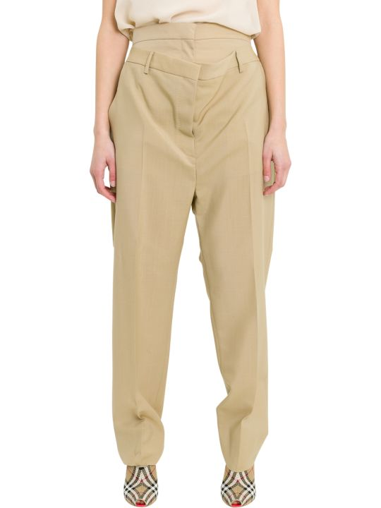 Burberry Double-waist Trousers