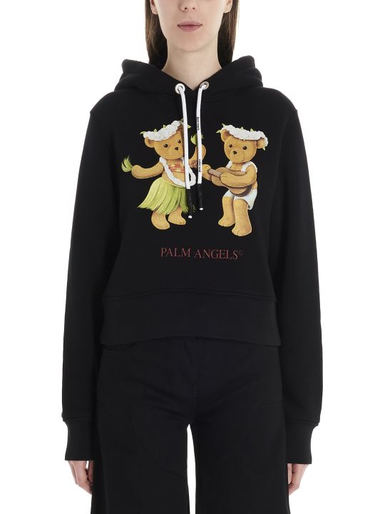 Palm Angels 'dancing Bears' Hoodie