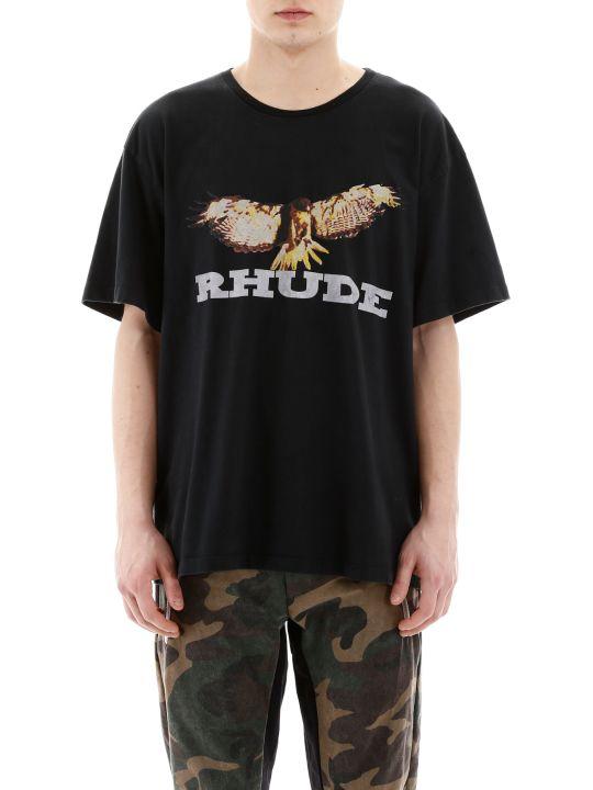 Rhude Eagle T-shirt
