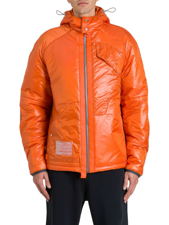 A-COLD-WALL Padded Jacket With Pvc Inserts