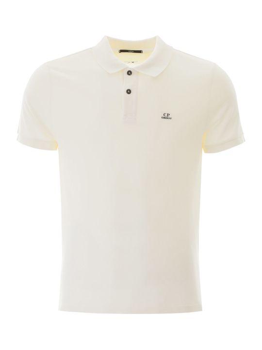 C.P. Company Piquet Polo Shirt