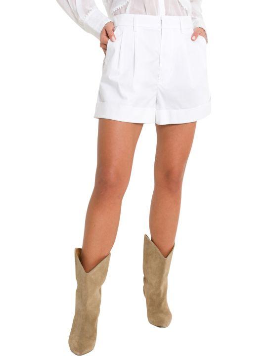 Isabel Marant Étoile Olbia Cotton Shorts