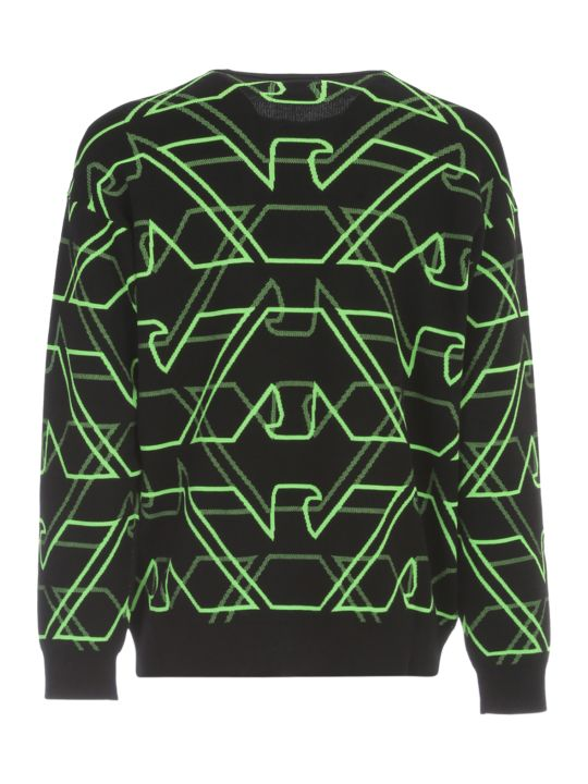 Emporio Armani Fluo Color Sweater