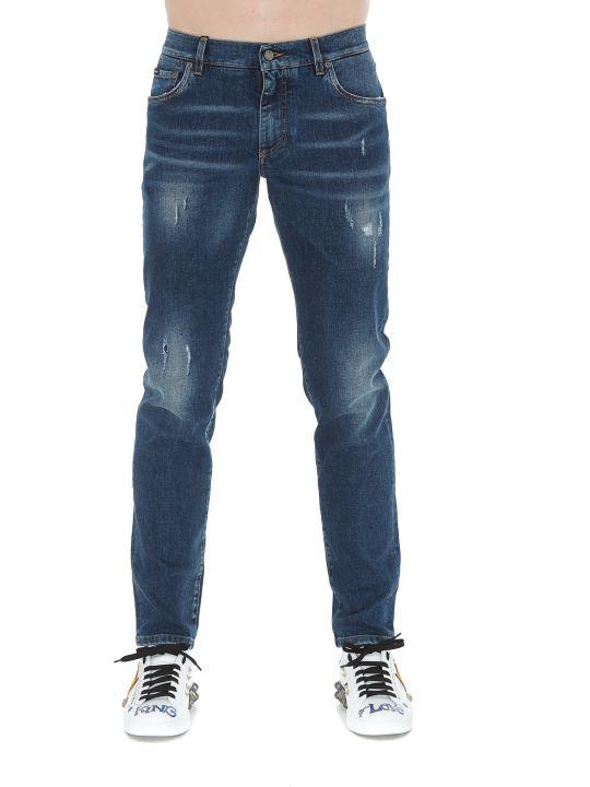 Dolce & Gabbana Denim Jeans