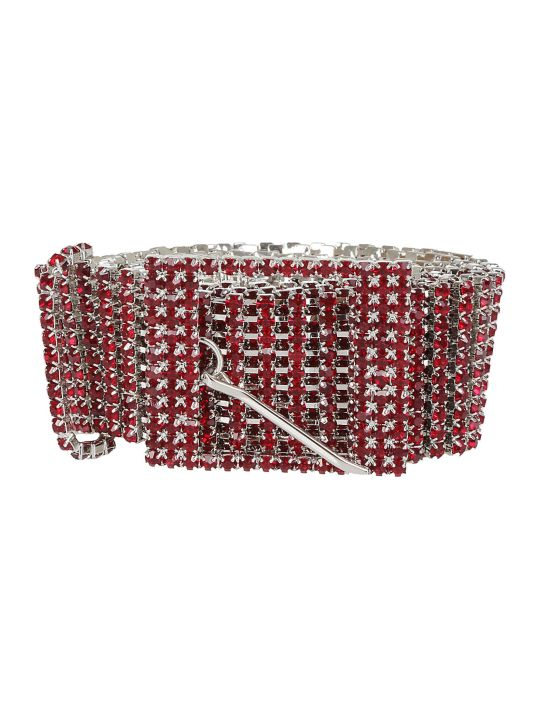 B-Low the Belt Rhinestone Embellished Belt