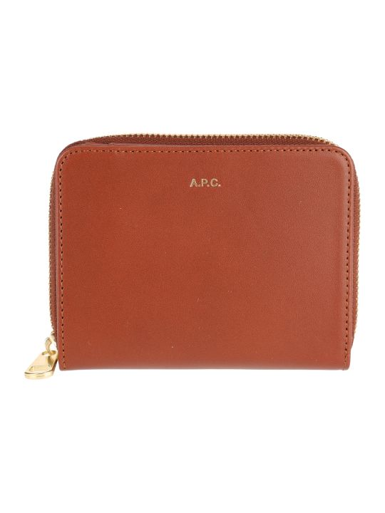 A.P.C. Small Logo Wallet
