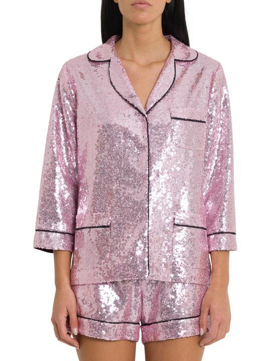 In The Mood For Love Sofia Sequined Pyjama Blazer