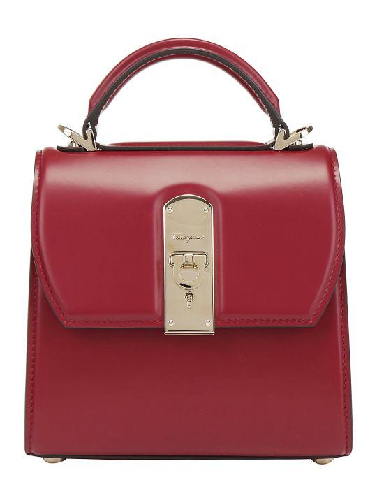 Salvatore Ferragamo Boxyz Handbag