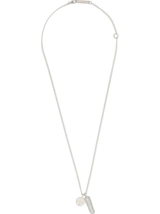 AMBUSH 'pill' Necklace