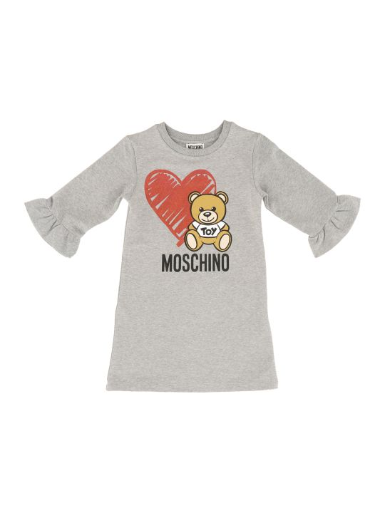 Moschino Abito Bear Heart