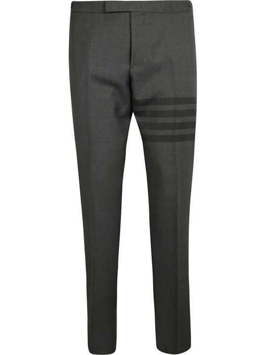 Thom Browne 4-bar Skinny Fit Trousers