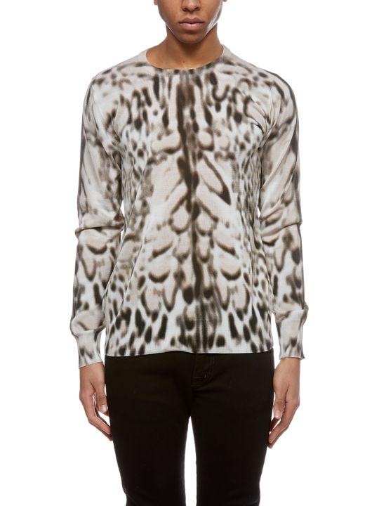 Roberto Cavalli Printed Sweater