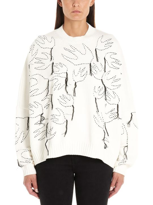 McQ Alexander McQueen 'swallow' Sweater