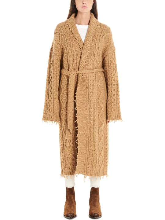 Alanui 'fisherman' Coat