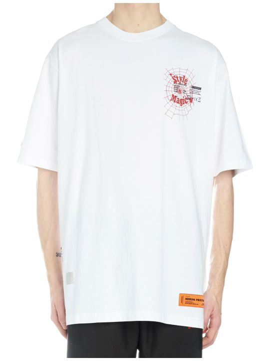 HERON PRESTON 'style Magic' T-shirt