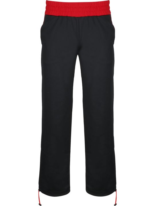 GCDS Wide Tracksuit Pants