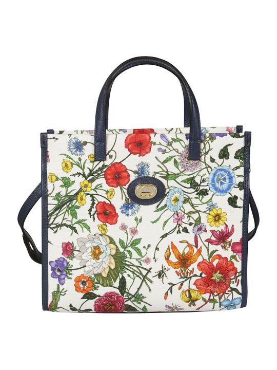 Gucci Floral Tote