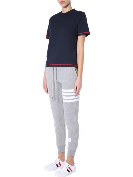 Thom Browne Round Neck T-shirt
