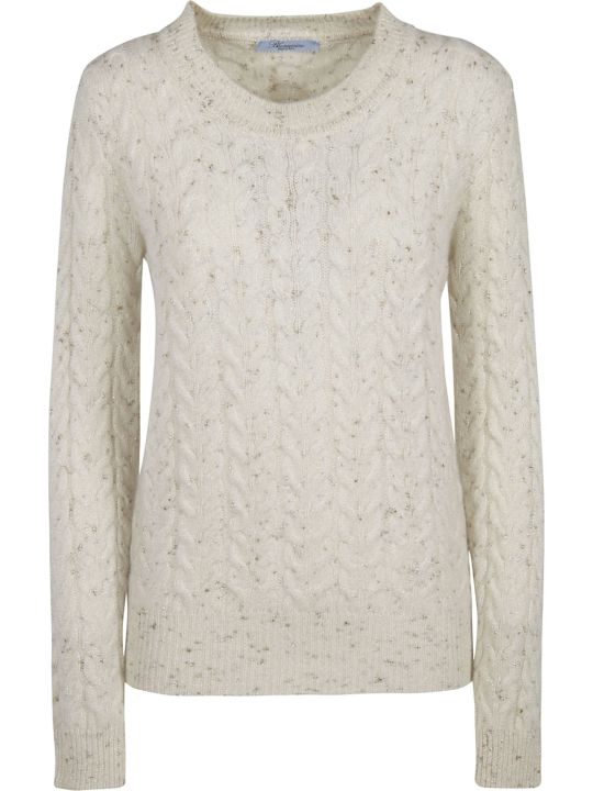 Blumarine Knitted Sweater