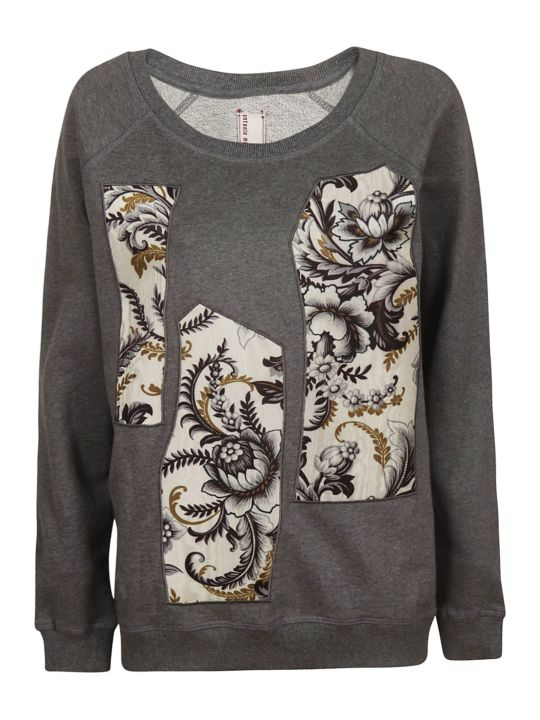 Antonio Marras Patch Detail Sweatshirt