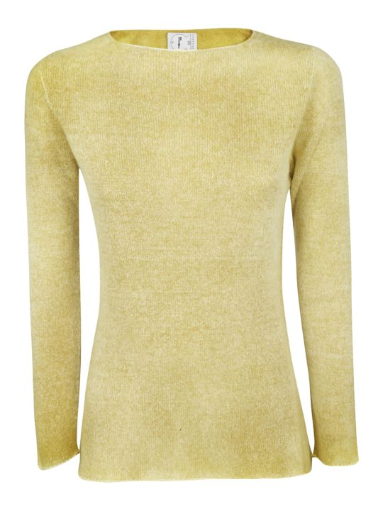 f cashmere Long-sleeved Jumper
