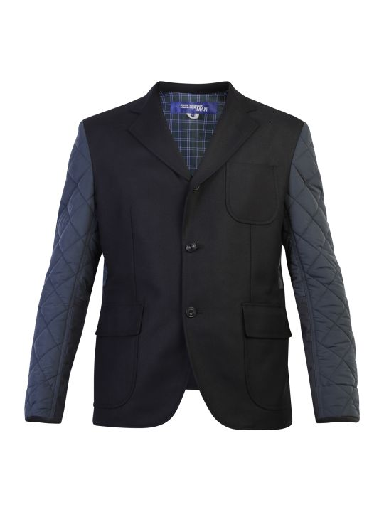 Junya Watanabe Patchwork Jacket