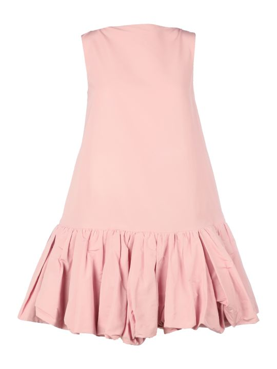 Valentino Micro Faille Dress