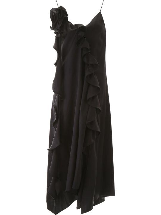 Magda Butrym Delphi Ruffled Dress