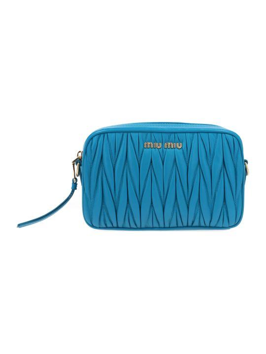 Miu Miu 'bandoliera' Bag