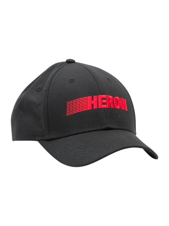 HERON PRESTON Black Heron Racing Cap