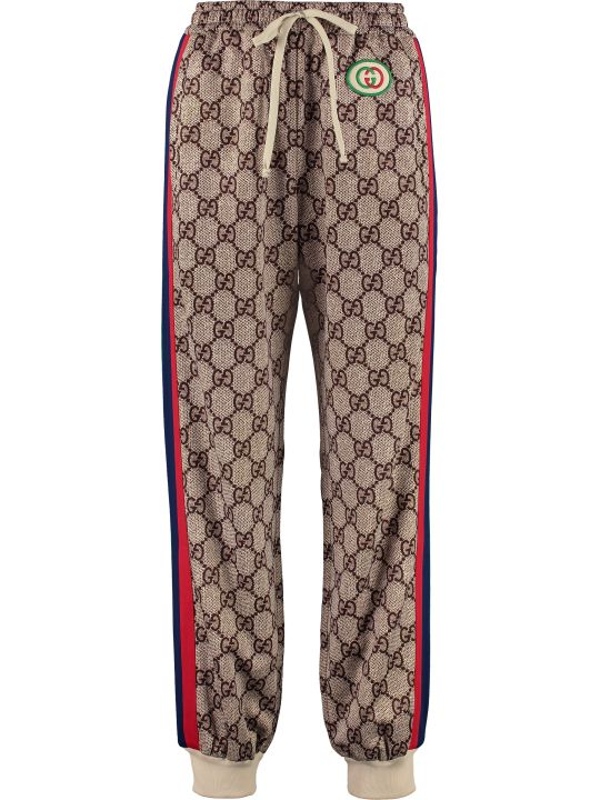 Gucci Jersey Jogging Trousers