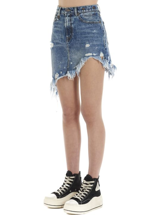 R13 'asymmetrical' Skirt