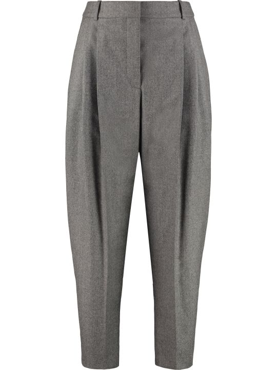 Stella McCartney Tailored Wool Trousers
