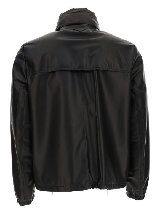 Prada Leather Jacket