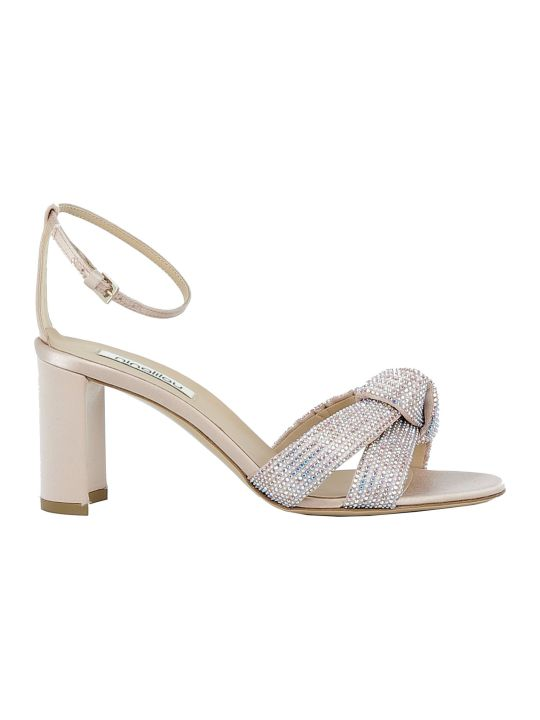 Ninalilou Nude Sandals