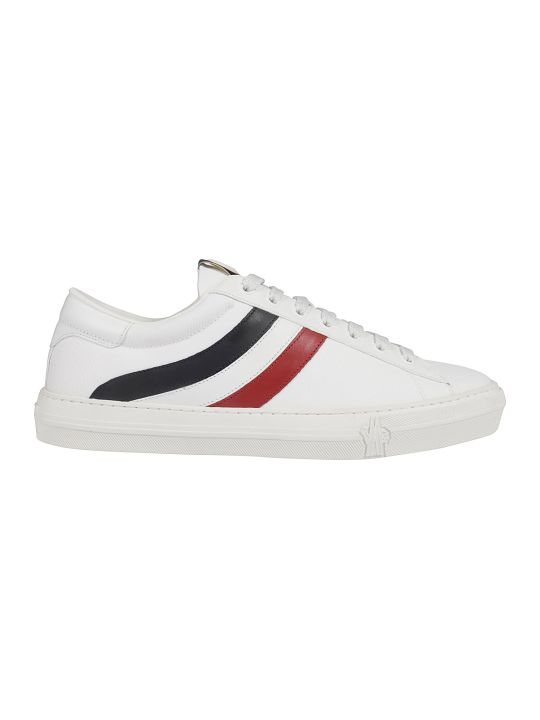 Moncler Striped Sneakers
