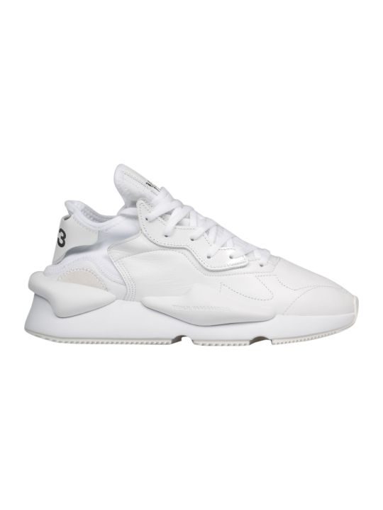 Y-3 Lace-up Sneakers