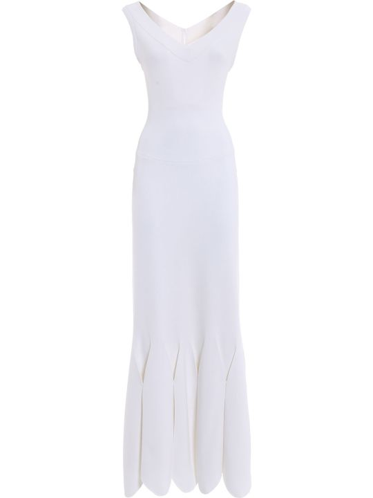 Alaia Mermaid Long Dress
