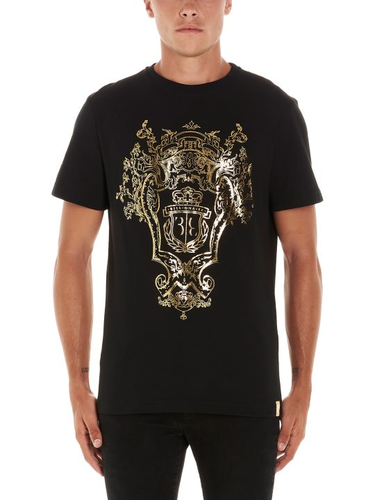 Billionaire 'barocco' T-shirt