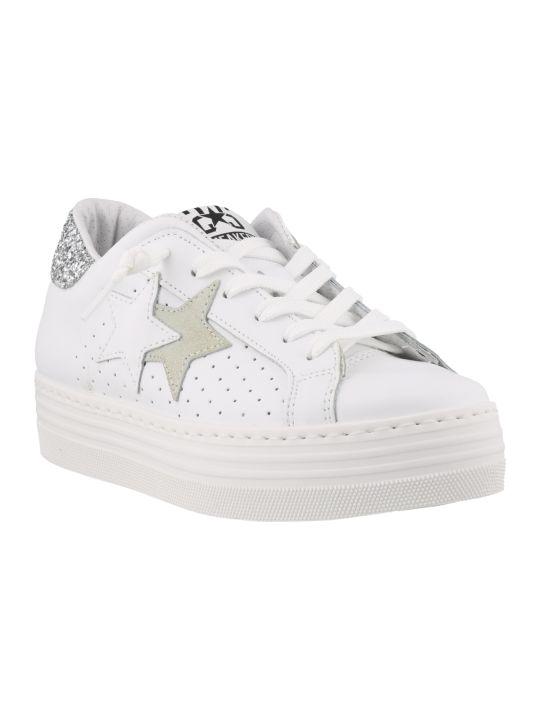 2Star Platform Sneakers